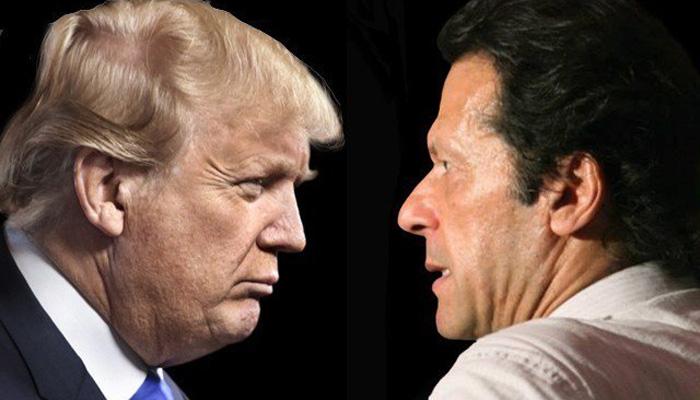 وزیر اعظم عمران خان کا ڈونلڈ ٹرمپ کو کرارا جواب