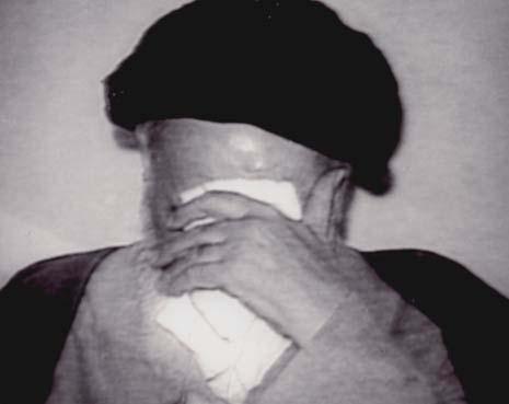 امام خمینی (رح) ابا عبد اللہ الحسین علیہ السلام کے لئے بلند بلند گریہ کرتے تھے
