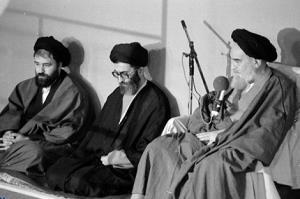ایرانی پارلیمنٹ انتخابات کے موقع پر امام خمینی(رح) کا بیان