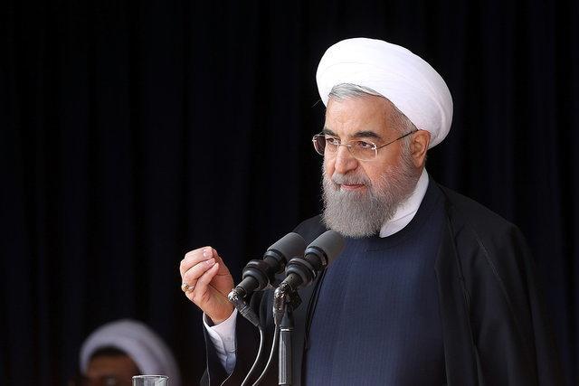 گذشتہ چالیس برسوں سے امریکہ ایرانی قوم کو نشانہ بنا رہا ہے:ایرانی صدر