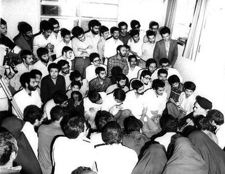 طالب علموں کو امام خمینی(رح) کی نصیحت