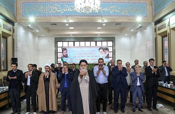 امام خمینی اور اعلی اہداف کا دفاع
