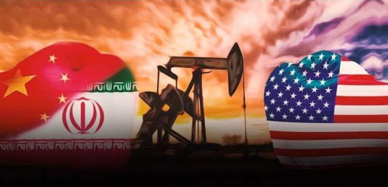 ایران امریکہ تنازعہ پر چین امریکہ تنازعہ کے اثرات