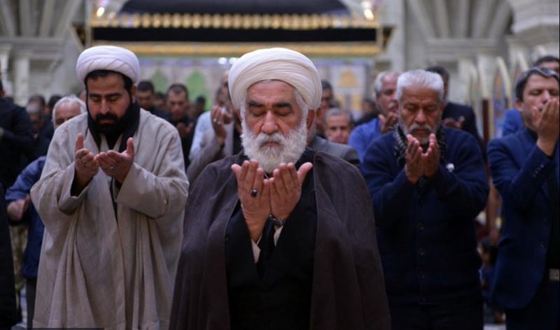 رسولخدا (ص) کی شہادت کی مناسبت سے حرم امام خمینی (رح) میں منعقدہ مجلس کی تصویری جھلکیاں / 2019