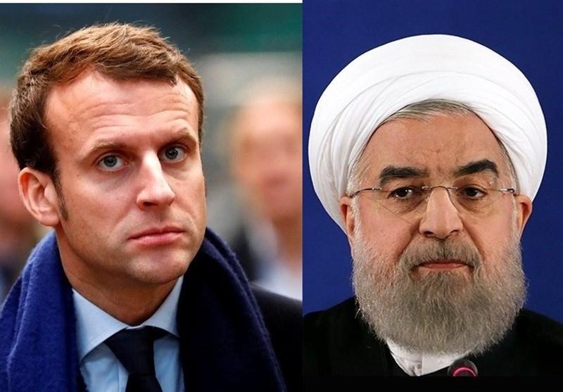 صدر حسن روحانی:اقتصادی جنگ جاری رہنے کے دیگرخطرناک نتائج /میکرون: یورپی ممالک نے کوتاہی کی