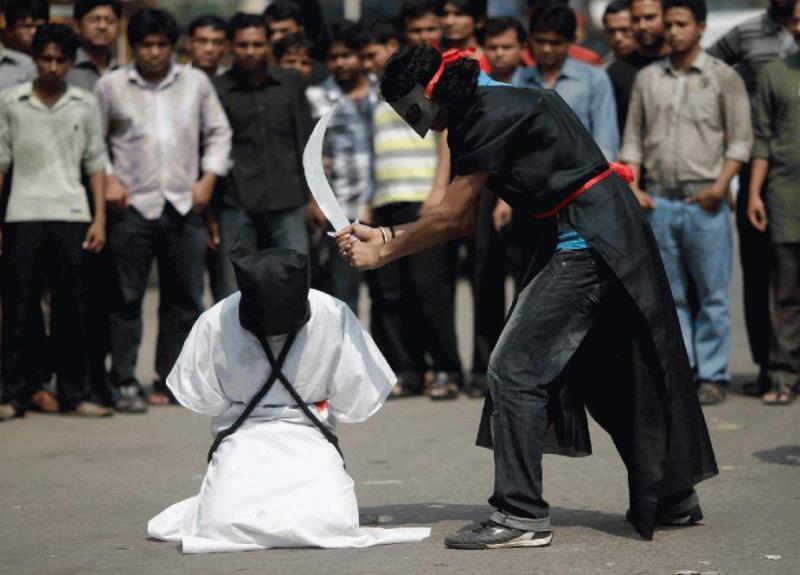 سعودی عرب سب سے زیادہ پاکستانیوں کے سر قلم کرنیوالا ملک بن گیا