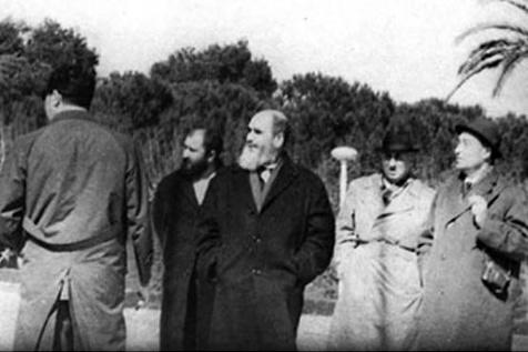 ترکی میں امام خمینی(رح) کا برتاو