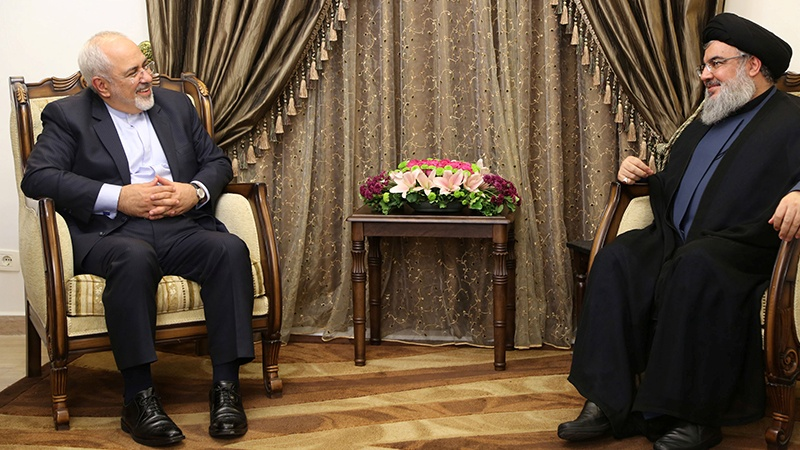 جواد ظریف عالمی سامراج کے خلاف حق کی آواز ہیں