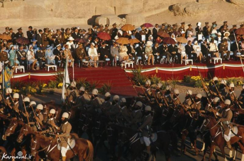 2500/ سالہ شہنشاہی جشن