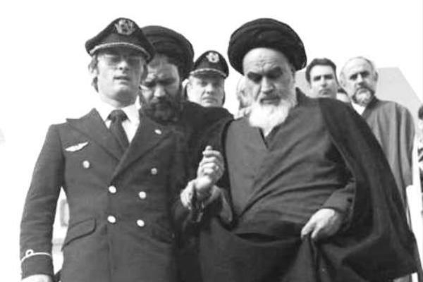 امام خمینی (رح) نے ایرانی قوم کو پہنچنوایا