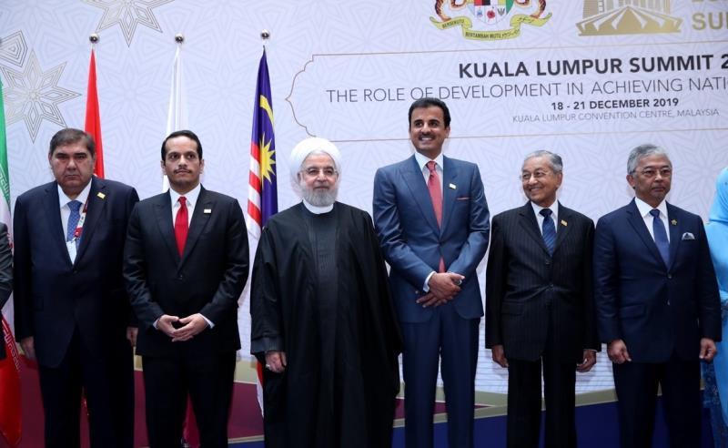 اسلامی دنیا کی مشکلات کی جڑ امریکی مداخلت ہے