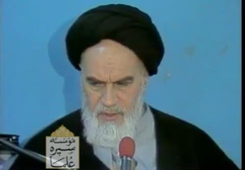 اسلامی انقلاب کی آزادی کے بارے میں امام خمینی (رح) کا کیا نظریہ تھا ؟