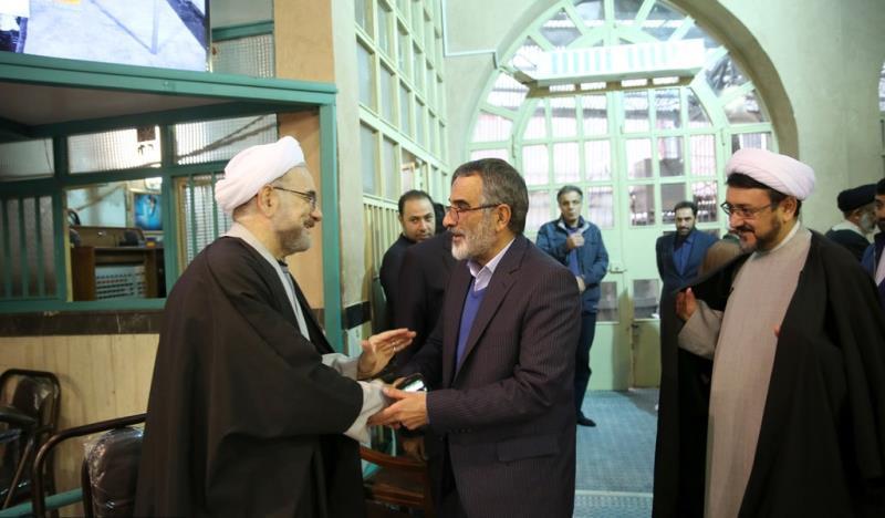 حضرت زہراء (س) اور امام خمینی (رح) کی ولادت کی مناسبت سے جماران میں منعقدہ تقریب کی تصویری جھلکیاں /2019