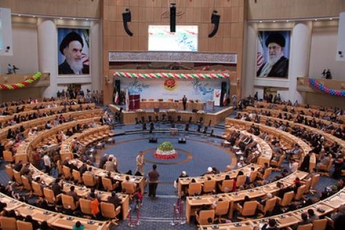 امام خمینی (رح) کی نظر میں انسان اور دینی حکومت کے حقوق  سے متعلق کانفرنس