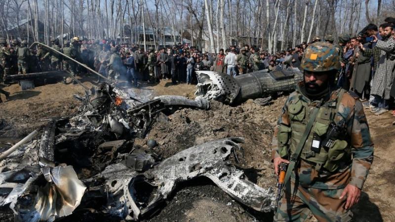 پاک بھارت کشیدگی کے پیچھے صہیونی ریاست کا ہاتھ