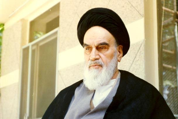 امام خمینی(رح) حقیقی حسینی