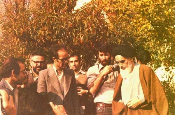 ایرانی عوام کی امام خمینی (رح) کی مہمان نوازی کرنے سے متعلق فرانس حکومت سے درخواست