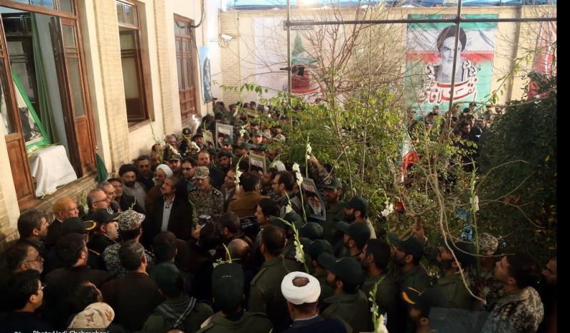 عشره فجر کے موقع پر ؛قم میں 1/ فروری کی تقریب اور بیت امام خمینی (رح) کا گلپاشی/2019