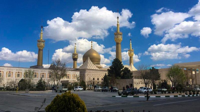 حرم امام خمینی میں نیچر ڈے /2019