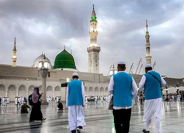 مسجد النبی (ص)