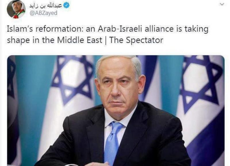 صیہونی عرب حکمرانوں کے بے نقاب ہوتے چہرے