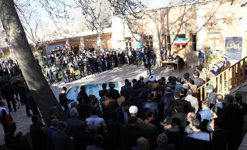 عشرہ فجر کے موقع پر، خمین میں امام خمینی (رح) کے گھر کا ماحول /2019