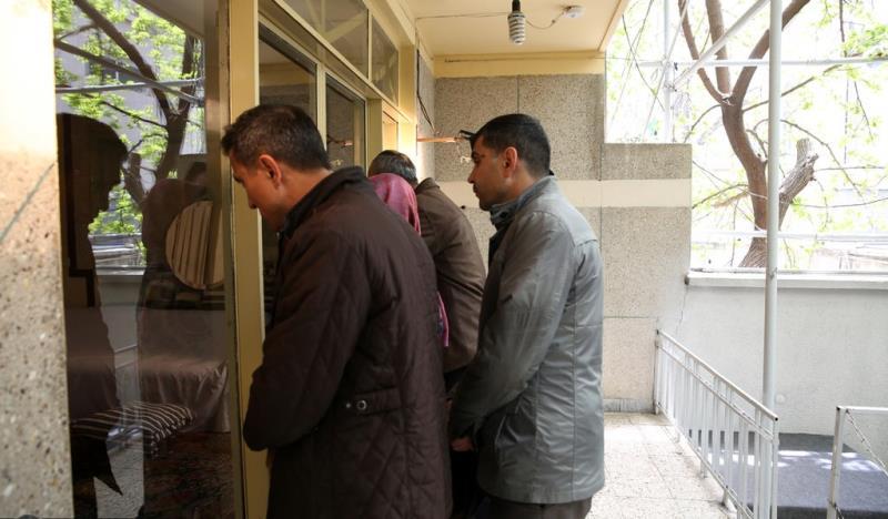 جماران، غیر ملکی سیاحوں کا امام خمینی (رح) کے تاریخی گھر کا دوره  /2019 -2
