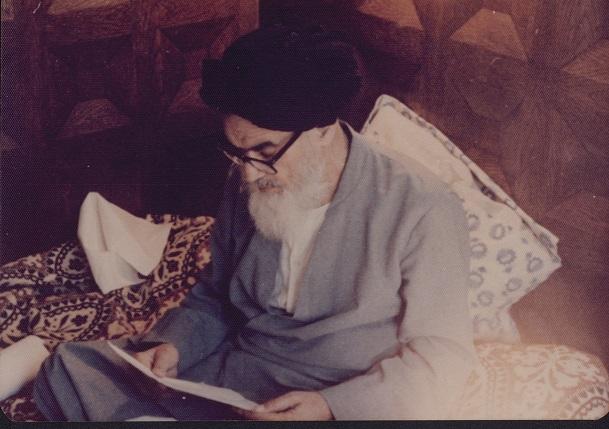 امام خمینی (رح) نے ترکی سے مفاتیح کا مطالبہ