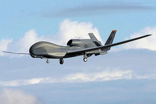 ایران نے امریکی ڈرون کی دراندازی پر احتجاجی خط سلامتی کونسل کو دے دیا