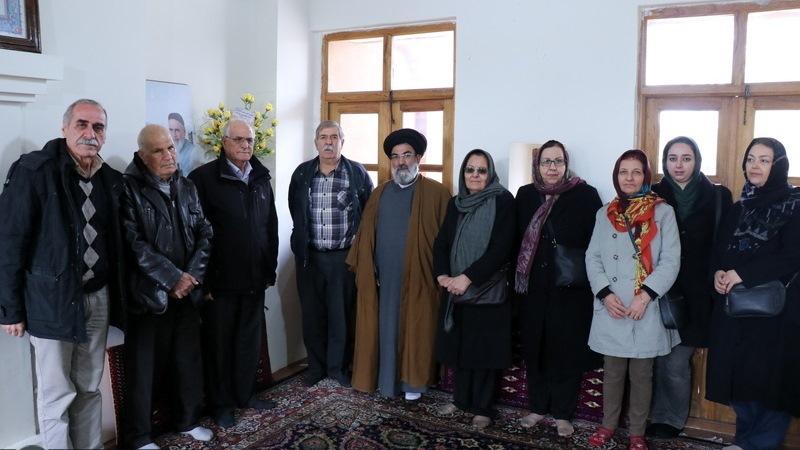 عشرہ فجر کے موقع پر؛ارمنی (عیسائی) خلافت کونسل نے امام خمینی (رح) کو خراج تحسین پیش کیا