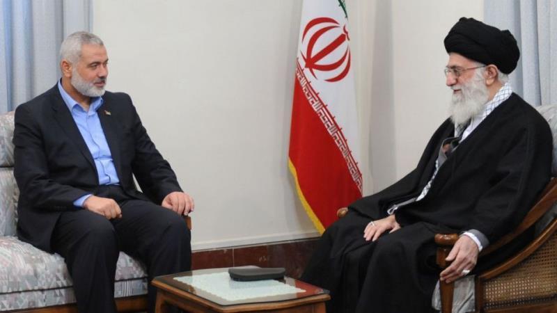 ایران لشکرِ حق کا سپہ سالار ہے