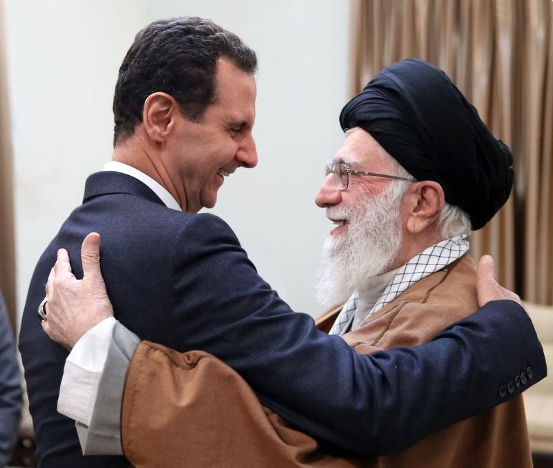 شام اور مزاحمتی فرنٹ کی حمایت پر فخر کرتے ہیں