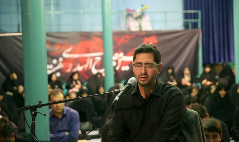حسینیہ جماران میں تاسوعای حسینی (ع) کی تقریب /2019
