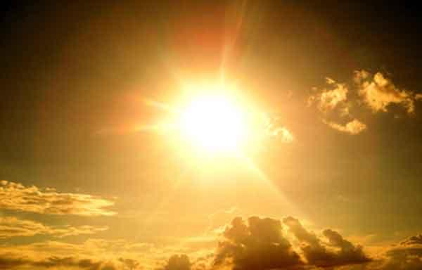 سورج کن چیزوں کو پاک کرتا ہے؟
