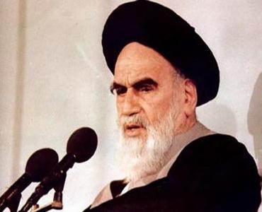 مسلم طالبعلموں کی کوشش پر امام خمینی (رح) کی قدر دانی