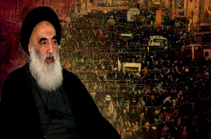 مرجعیت کا پیغام اور عراقی وزیراعظم کا استعفیٰ