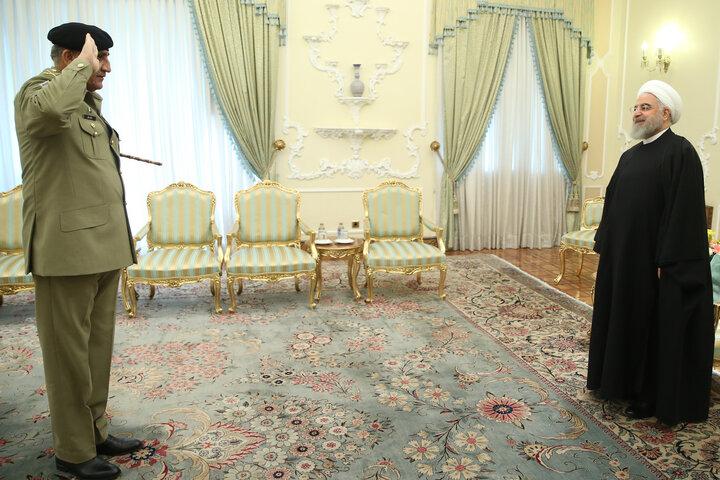 ایران اور پاکستان عسکری سفارتکاری کے راستے پر گامزن
