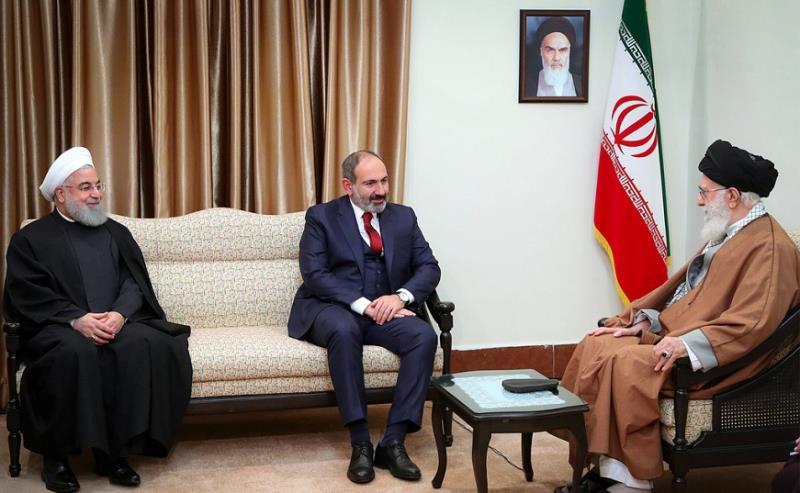 امریکی خواہشات کے برعکس ایران آرمینیا تعلقات مزید مستحکم ہونے چاہئیں