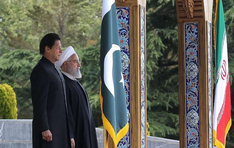 عمران خان کا دورہ ایران، پاک ایران تعلقات کا اہم موڑ