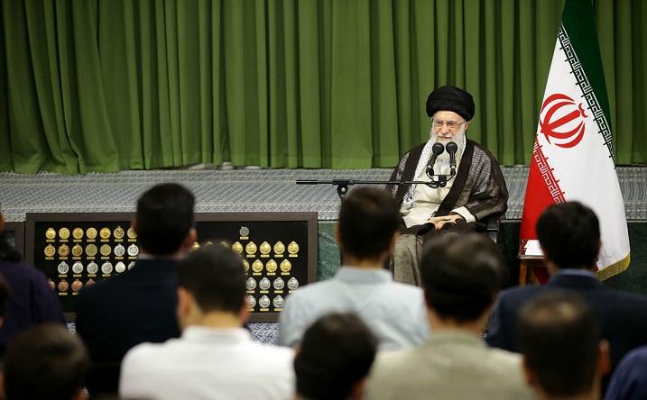 غیرمعمولی صلاحیتوں کے مالک ایرانی نوجوانوں سے رہبر انقلاب اسلامی کا خطاب
