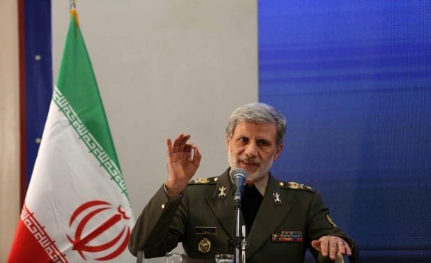 ایرانی وزیر دفاع کی امریکا اور برطانیہ کو وارننگ