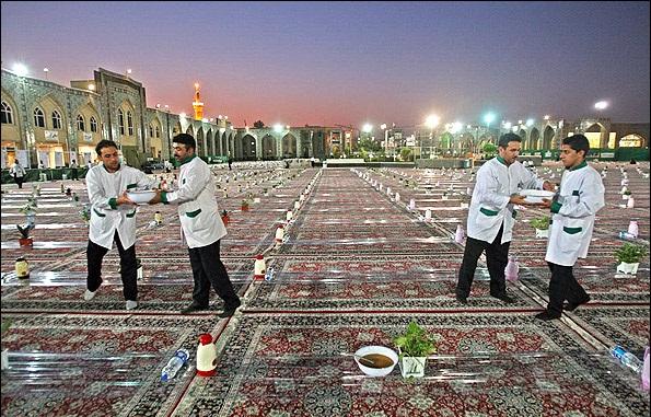 رمضان المبارک کی سب سے بھترین عبادت اور امام خمینی(رح) کا طریقہ کار