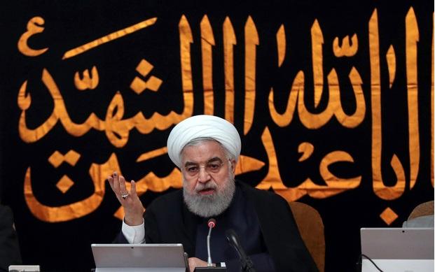 ایران کی امریکہ سے مذاکرات نہ کرنے کی اصلی وجہ کیا ہے؟: حسن روحانی