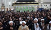 حرم امام خمینی (رح) میں شب عاشور کی تقریب /2019