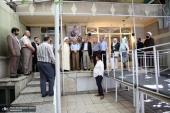 شام کی یونیورسٹی کے اساتذہ نے جماران کا دورہ کیا