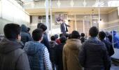 عشرہ فجر کے موقع پر؛ عوام کے مختلف طبقات سے وابستہ افراد، بیت امام خمینی (رح) میں حاضری اور تجدید عہد- 9 /2019