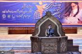 حرم امام خمینی میں تلاوت قرآن کریم کا چودہوان دور
