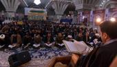 """حرم امام خمینی (رح) میں  """"قرآنی انقلاب کا کاروان""""/2019"""