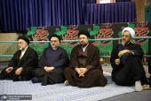 جماران امام بارگاہ میں ماہ صفر اختتام کی مناسبت سے منعقدہ مجلس کی تصویری جھلکیاں /2019