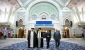 عشرہ فجر کے موقع پر؛ رہبر معظم انقلاب کی حرم امام خمینی(رح) اور گلزار شہداء میں حاضری/2019